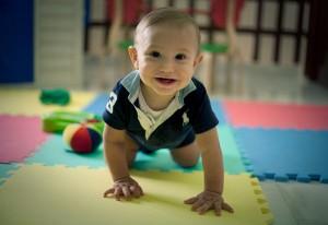 Foto de Taller de Estimulación y Juegos a bebés 0-12 meses gateando