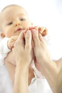 Foto de Masaje Infantil a bebés