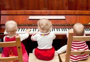 Educación musical para bebés
